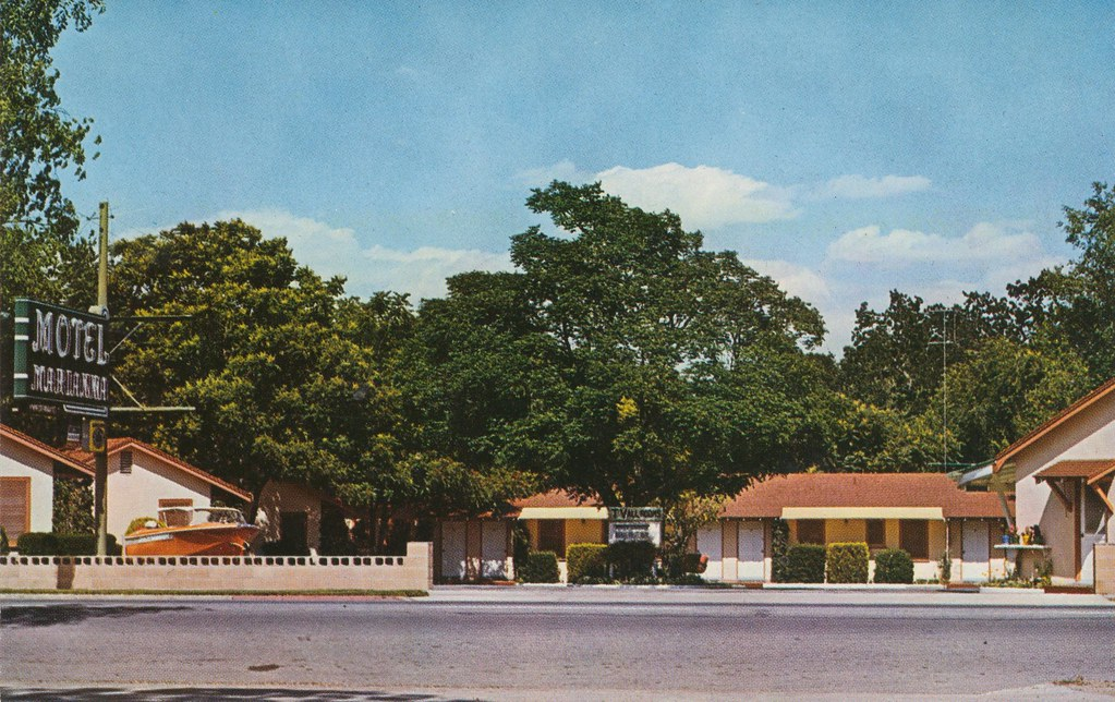 Motel Marianna - Paso Robles, California