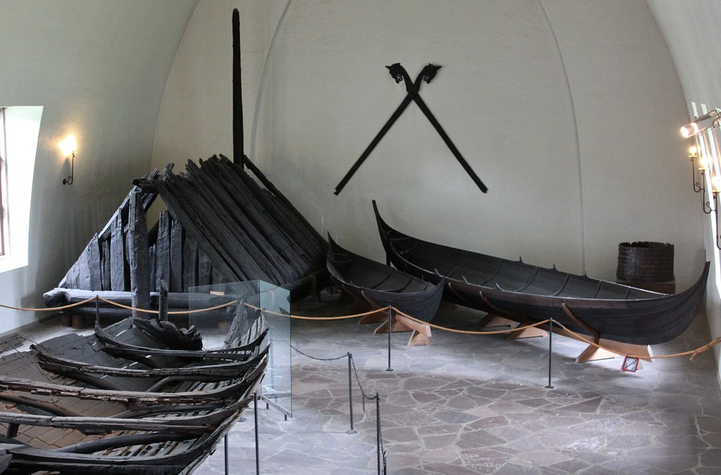 Oslo: Viking Ship Museum (Tune ship)