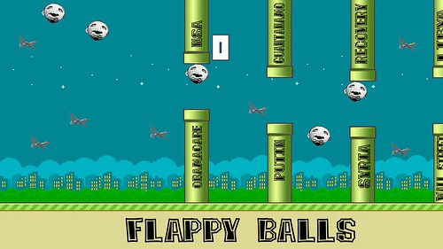 FLAPPY BALLS | by WilliamBanzai7/Colonel Flick