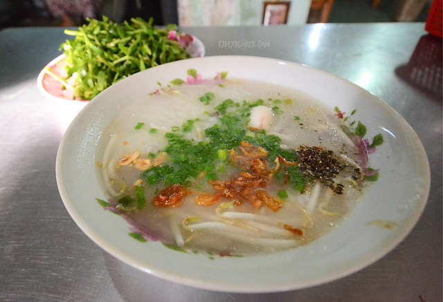 saigon food trip chao ga