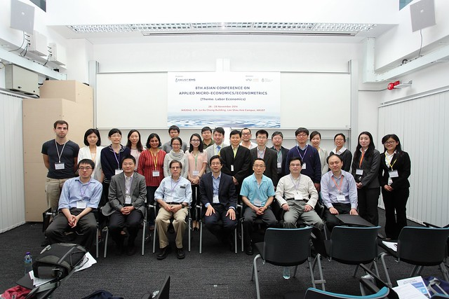8th Asian Conference on Applied Micro-Economics/Econometrics (Theme: Labor Economics)
