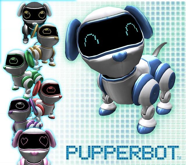 JIAN PupperBOT (Rewind)