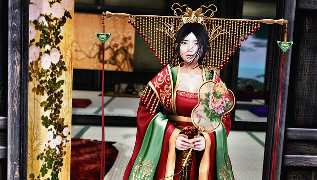 The Emperor's Concubine.