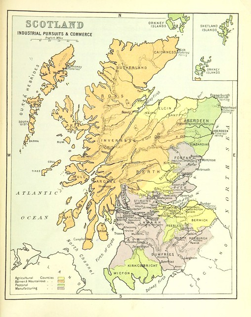 Image taken from page 67 of 'Geography of the British Isles from ten different standpoints, with twenty-one maps'