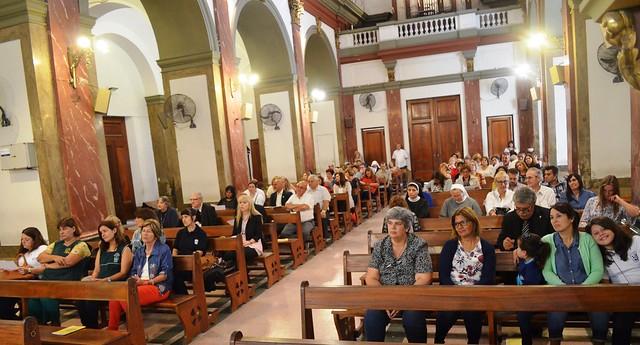 Misa por el inicio del año lectivo 2017