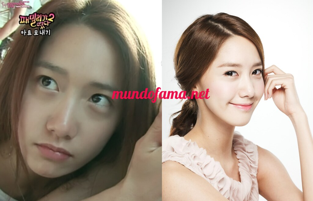 makeup before and after korean - photo #37