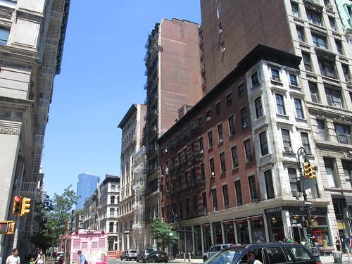 SoHO, NYC. Nueva York