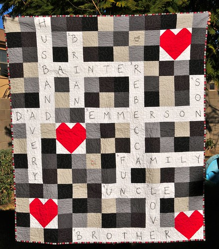 crosswordquilt1 | by Mama Mel Loves