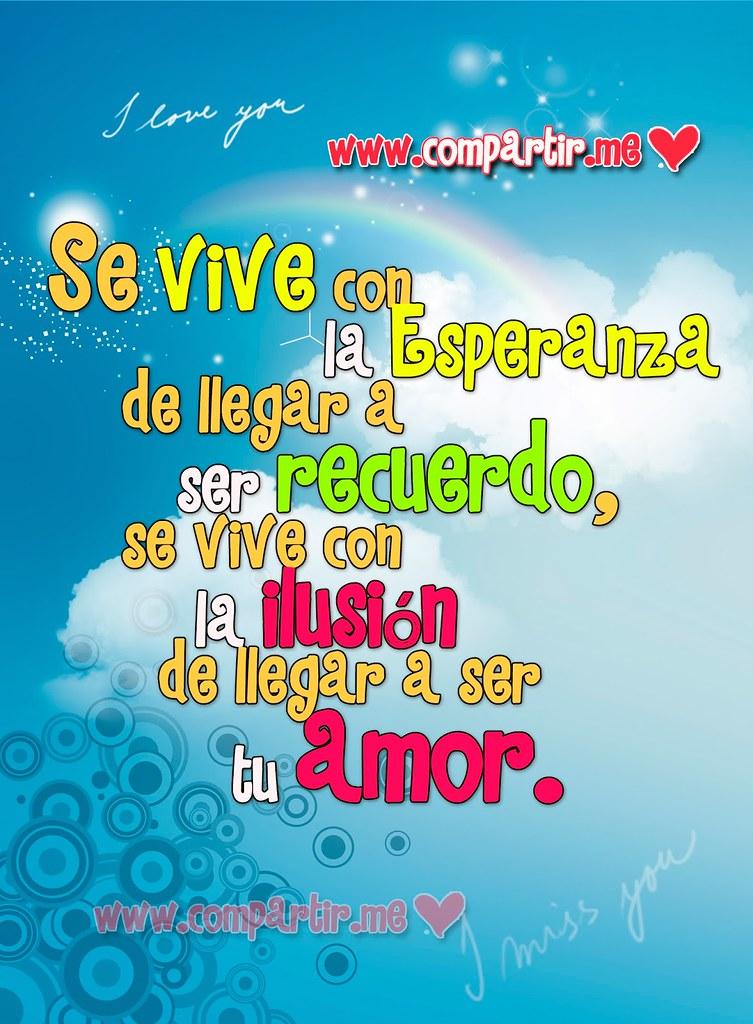 Frases De Amor Tarjeta En Hd Para Publicar En Tu Facebook Flickr
