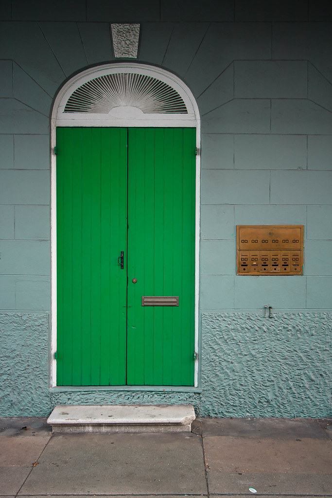 ... Green Door New Orleans | by Tex Flix & Green Door New Orleans | If you head out early you can find u2026 | Flickr