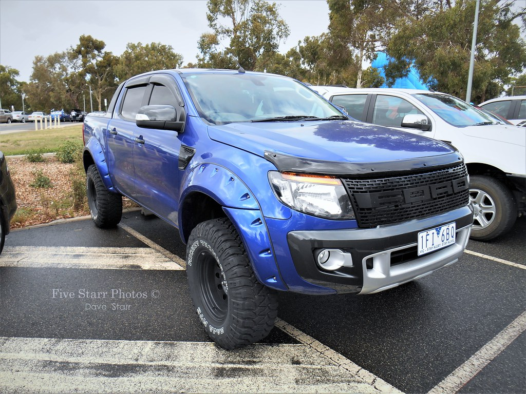 2010 ford ranger 4wd custom by five starr photos aussiefordadverts