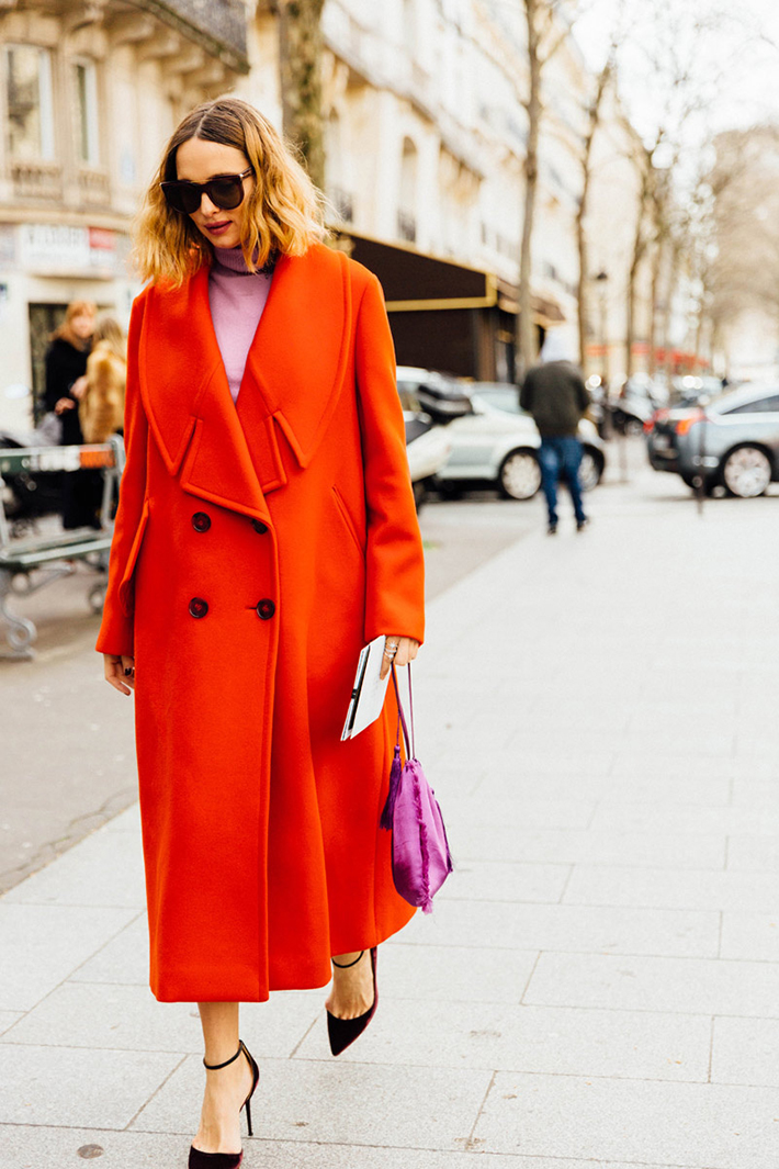 Paris fashion week street style outfit inspiration accessories fashion trend style13