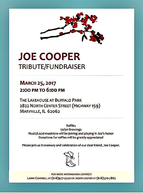 Joe Cooper Tribute 3-25-17
