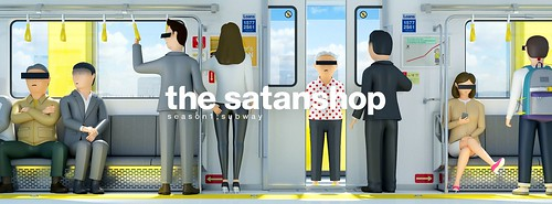 Subway by THE SATANSHOP