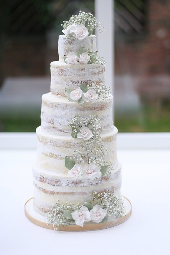 Naked Wedding Cake Recipe