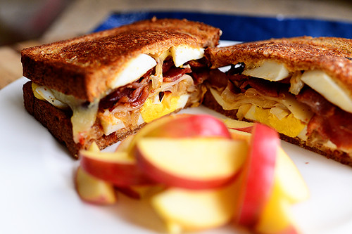 Ultimate Grilled Cheese Sandwich | The Pioneer Woman | by Ree Drummond / The Pioneer Woman