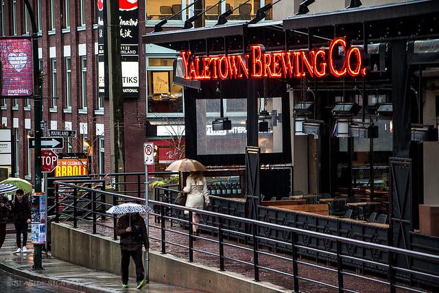 Raintown 🚶♀️☔️ Vancouver, BC