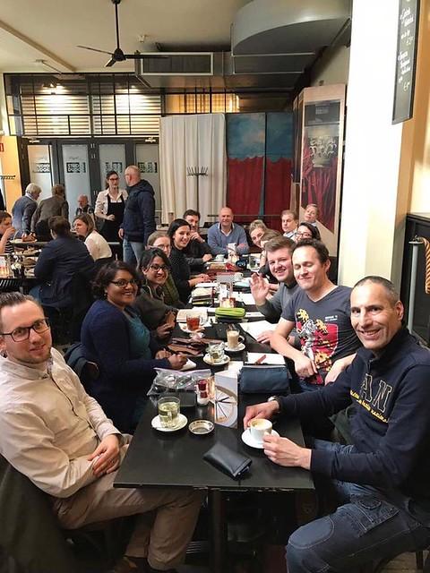 First Dutch Fountain Pen Group Meet! 15