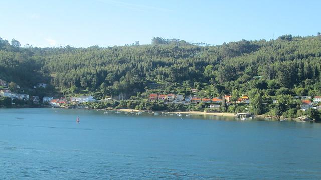 Houses by Seaside near Ferrol