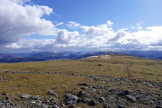 Gael Charn summit plateau | by Nick Bramhall