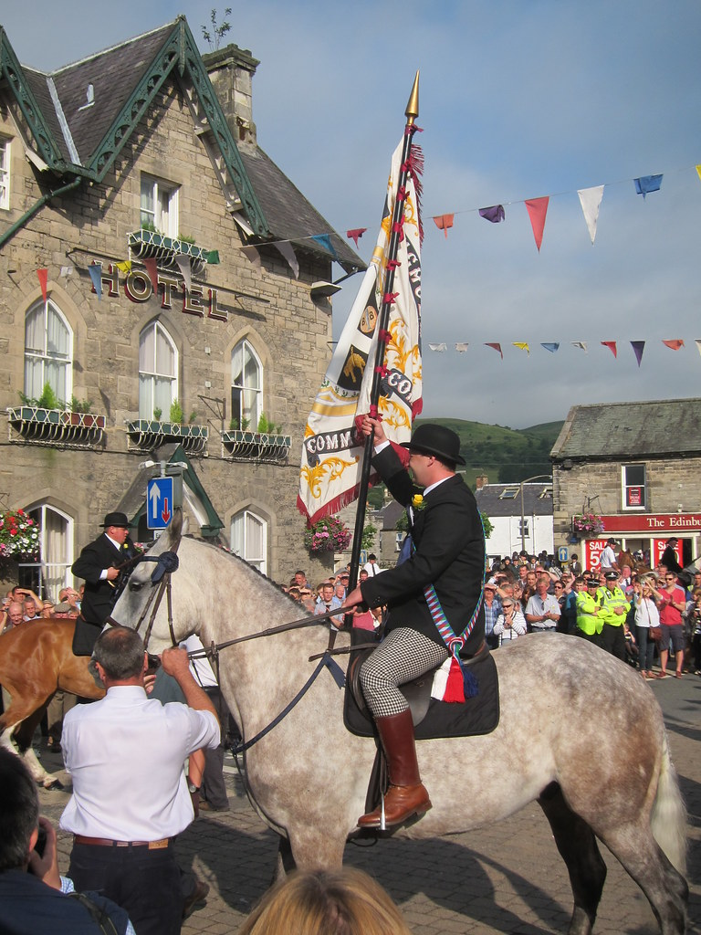 Langholm common riding 2013 pictures