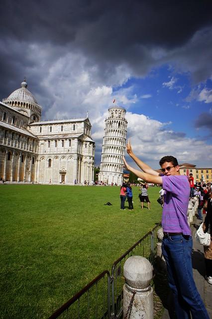 Nelson Iconic Pisa