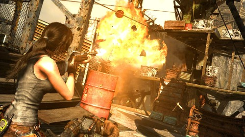 Tomb Raider: Definitive Edition | by PlayStation.Blog