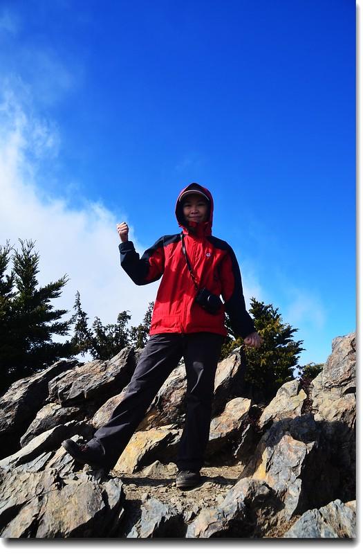 北大武山山頂 5