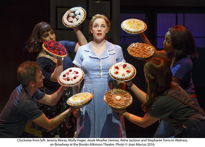 WaitressMUSICALORIGINALBROOKS ATKINSON THEATRE256 W. 47TH ST.