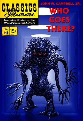 Who Goes There - book cover 2