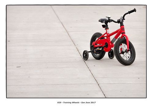 Training Wheels | by Godfrey DiGiorgi