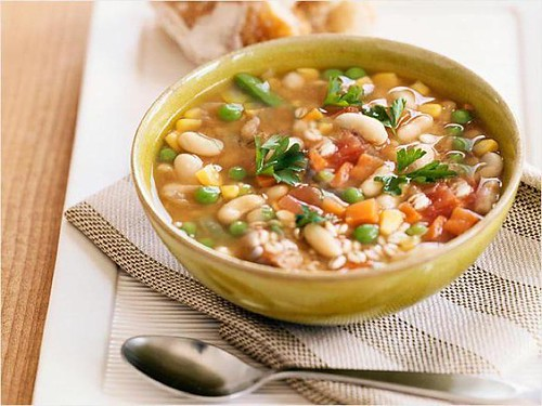 Суп квасоля
