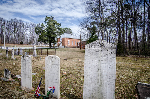 Carmel Presbyterian Church and Cemetery-005