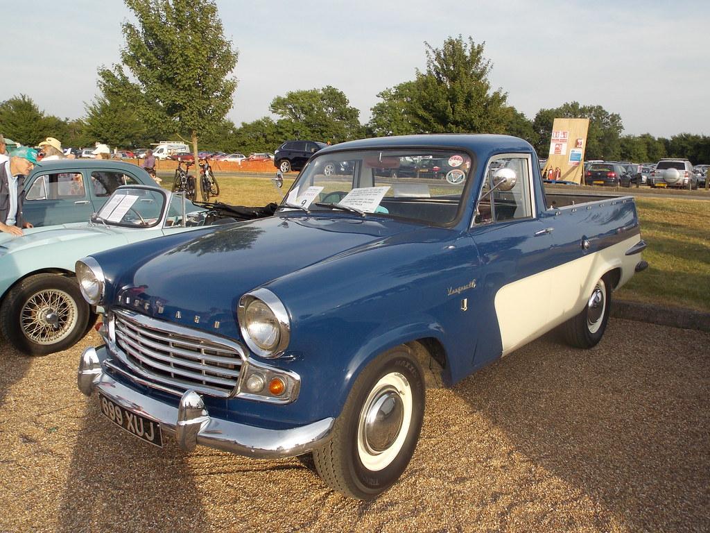 1962 Standard Vanguard 6 ute | Polhill Garden Centre Classic… | Flickr