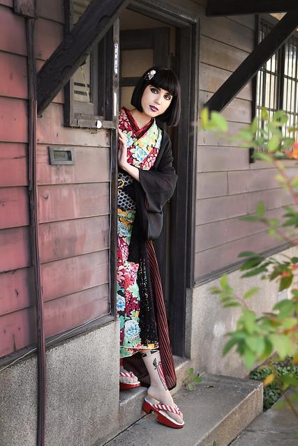SALZ retro kimono 8