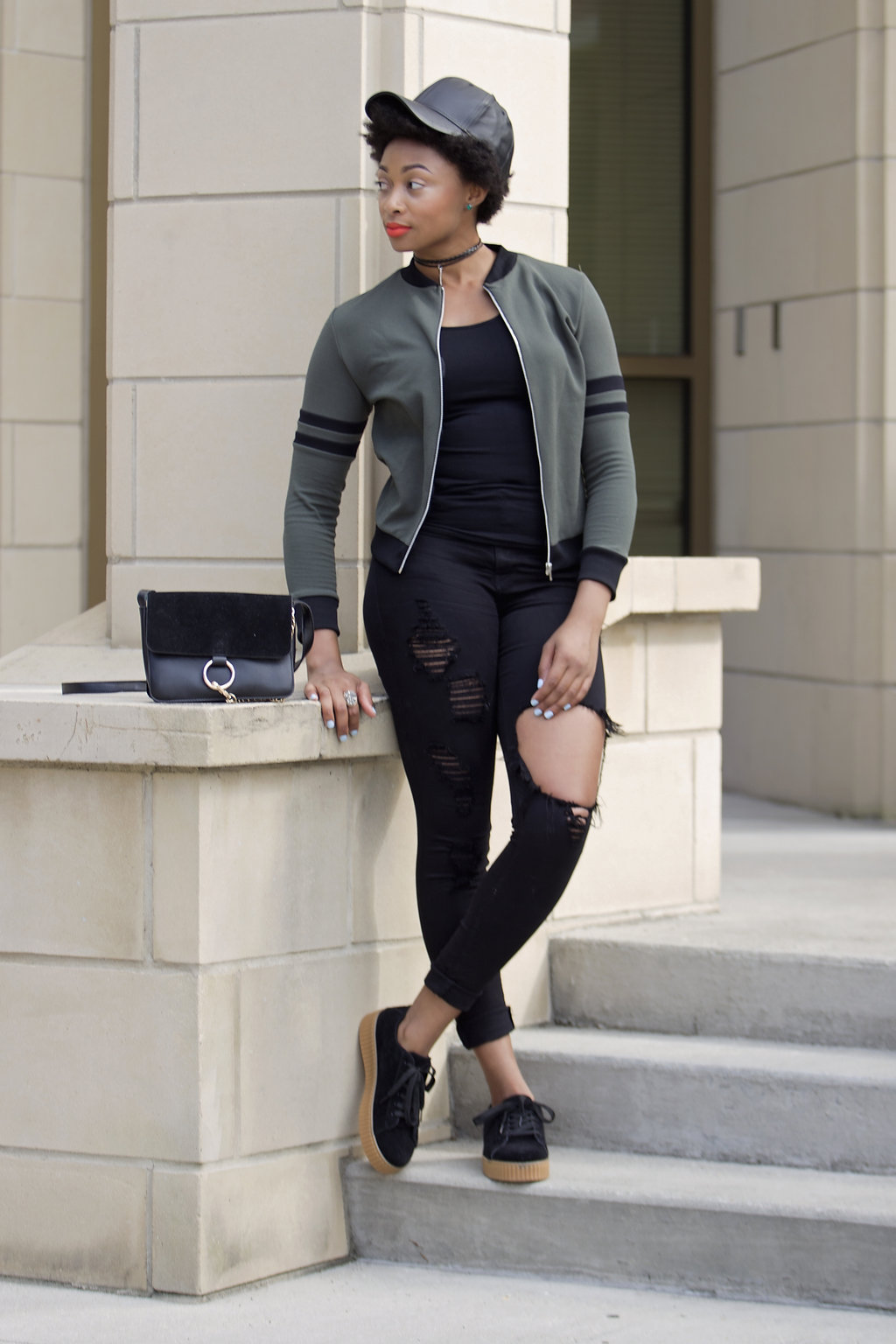 baton rouge fashion blogger, candace hampton