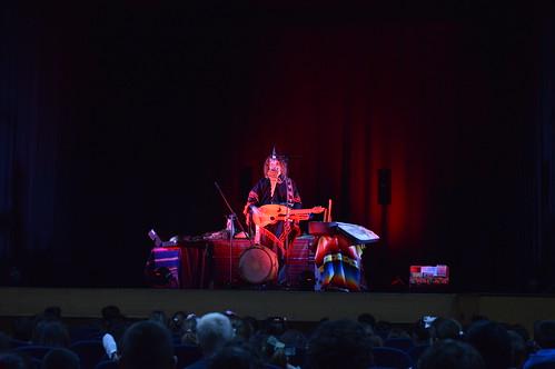 Conciertos didácticos de Pablo Nahual en el Club Vistazul