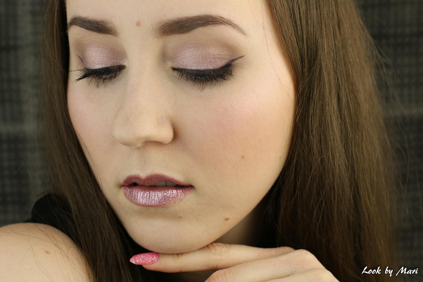 4 kylmän sävyinen neutraali helppo luonnollinen silmämeikki meikki ideat tutoriaali
