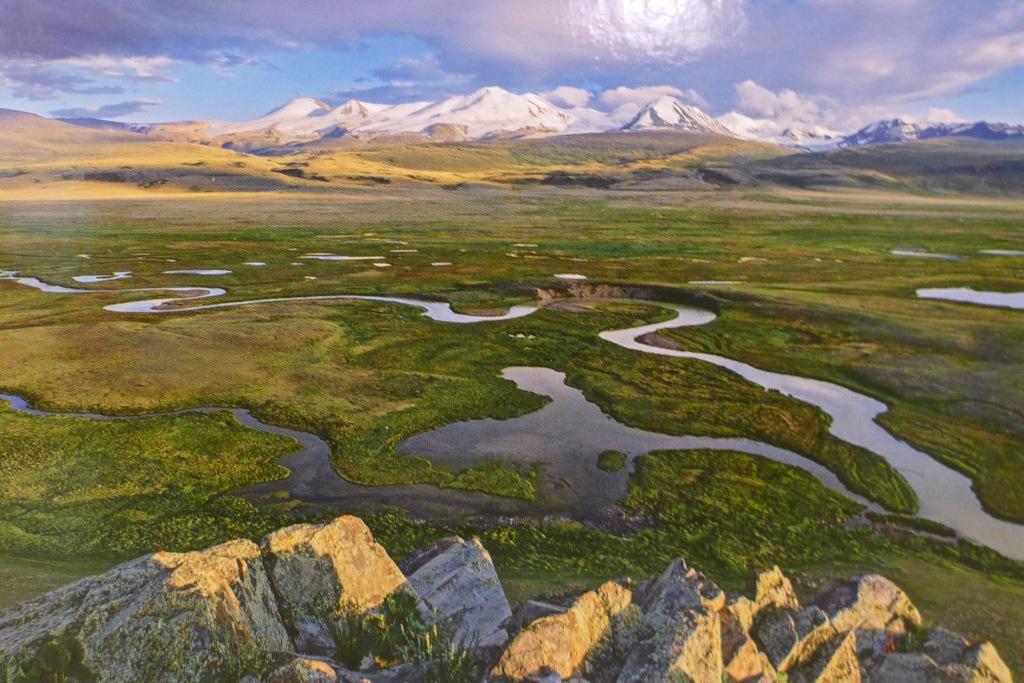 Russia - Altai Mountains, Ukok Plateau