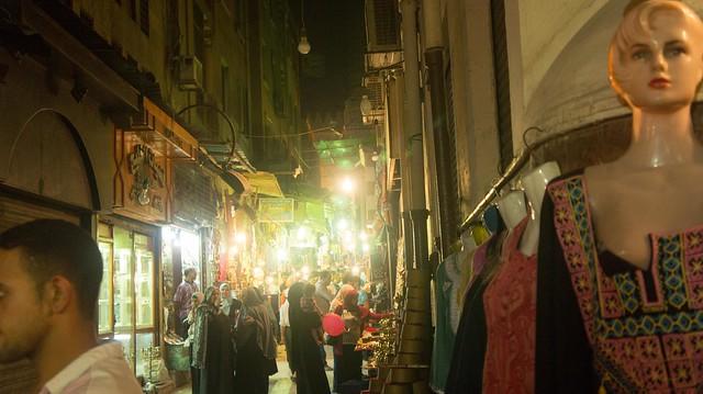 Ramadan shoppers