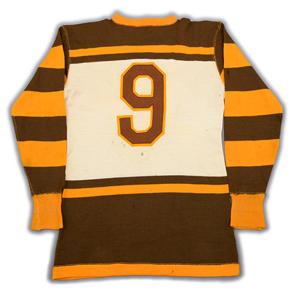 Boston Bruins 1928-29 B jersey