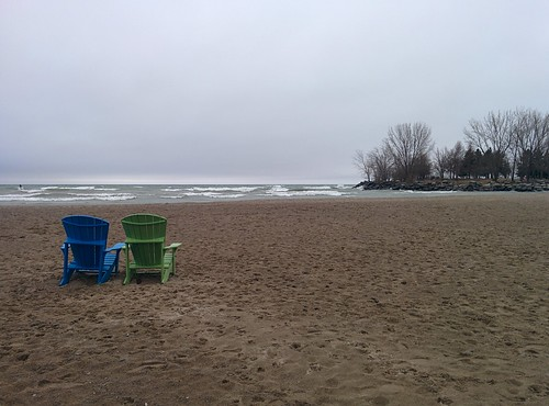 On Woodbine Beach (4)