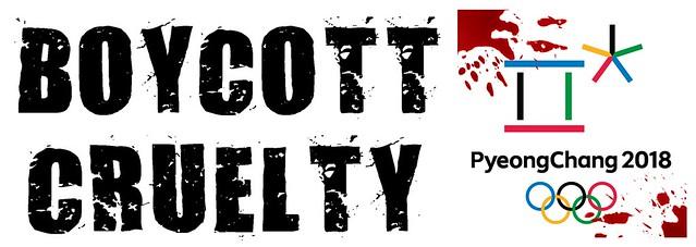 BOYCOTT CRUELTY
