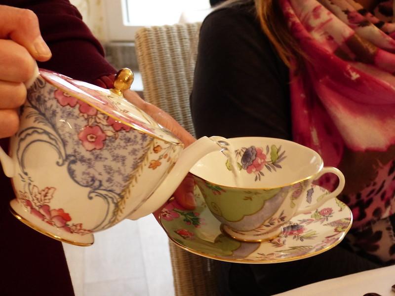 Afternoon-Tea at Heusteugviertel