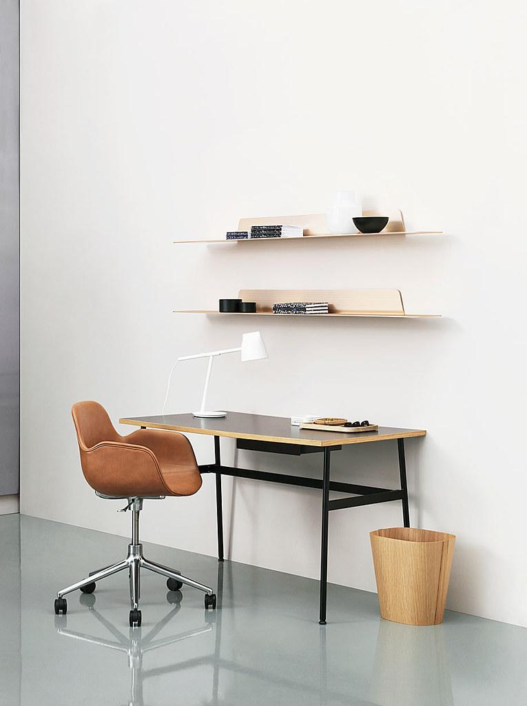 Aluminum shelves in industrial style by Simon Legald from Copenhagen Sundeno_02