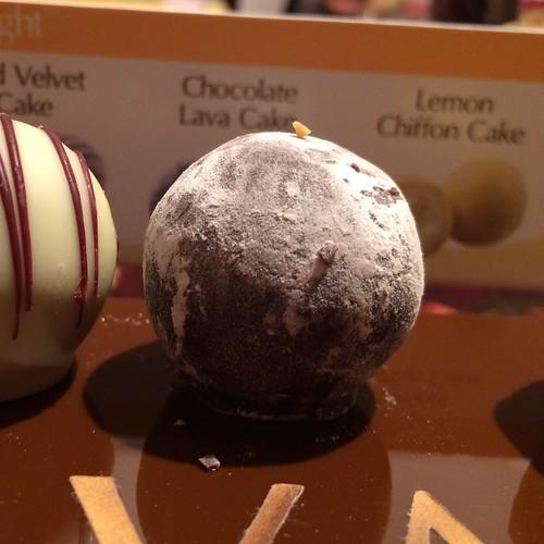 Godiva Chocolate Lava Cake Truffle Gluten Free