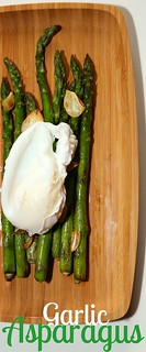Garlic Asparagus | by Rachel Cotterill
