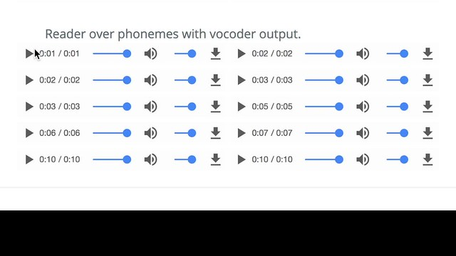 instrument-a-day 23: reader-over-phonemes