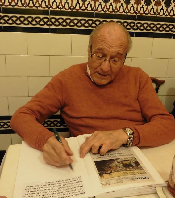 Tertulia con José María