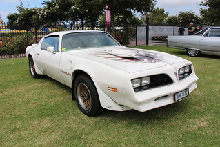 1977 Pontiac Firebird Transam Coupe | by Sicnag